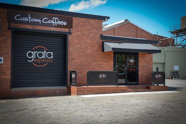 Grata Espresso HQ
