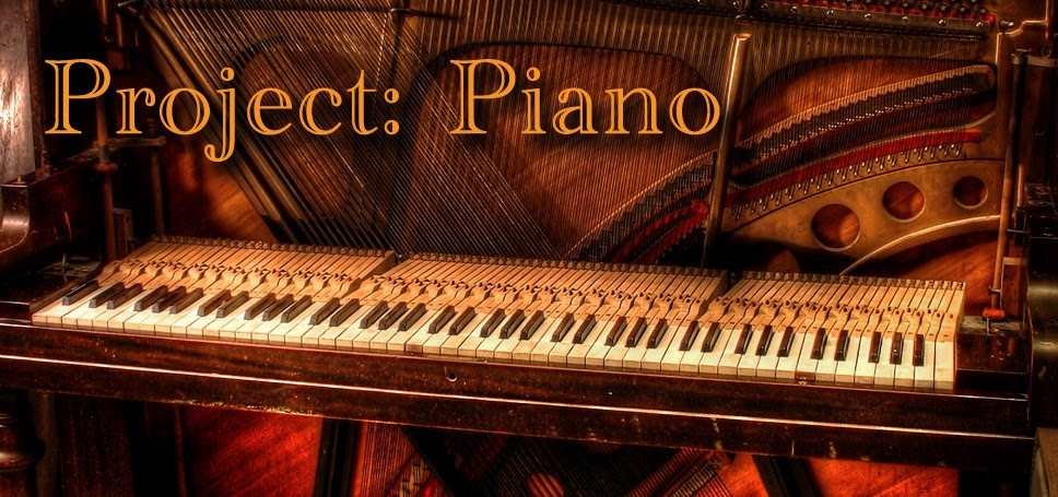 Project: Piano