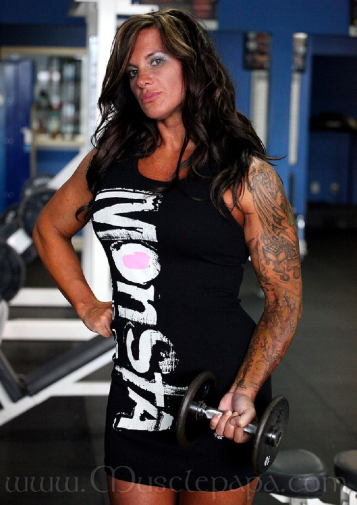Lucy Wilson Interview By Female Muscle Guide
