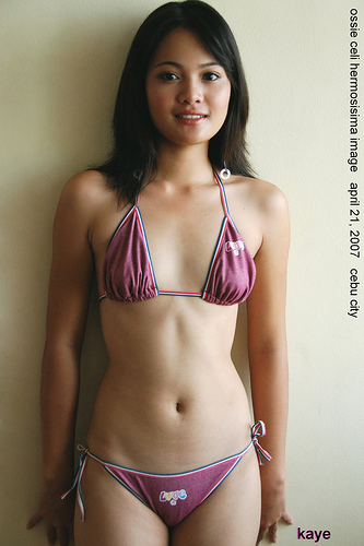 Bikini effet seins nus : la libration du mamelon contre