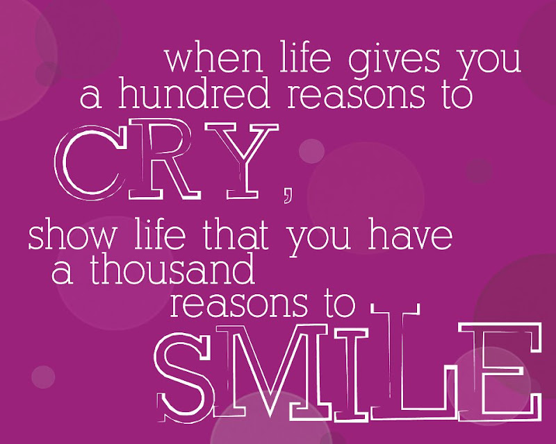 Smile Quotes Tumblr For Teenage girls and sayings about life for ...