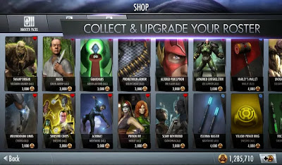 Injustice: Gods Among Us v1.1 Unlimited Money Hack