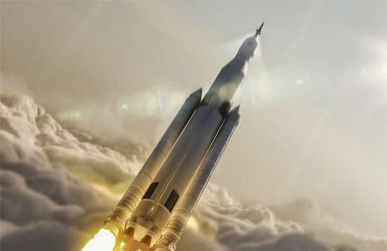 Foguete que levará astronautas a Marte é apresentado pela NASA