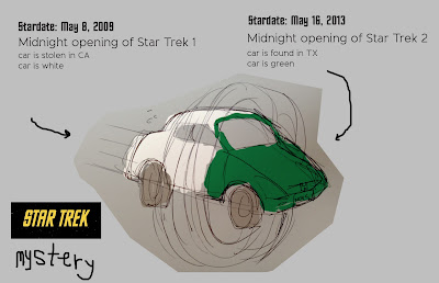 star trek infographic mysterious