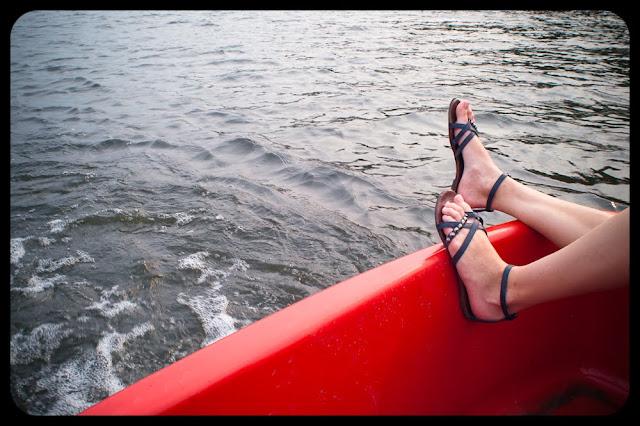 Jezioro Żywieckie. fot. Łukasz Cyrus