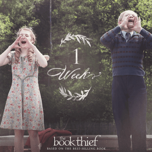 the book thief countdown 1 week