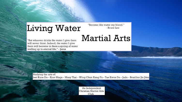 Living Water Martial Arts
