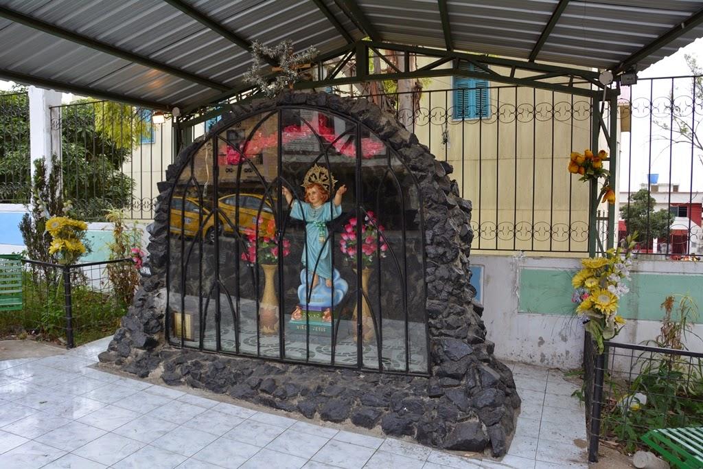Montecristi Our Lady cave
