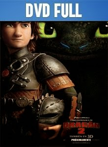 Cómo Entrenar a Tu Dragón 2 DVD Full Español Latino 2014