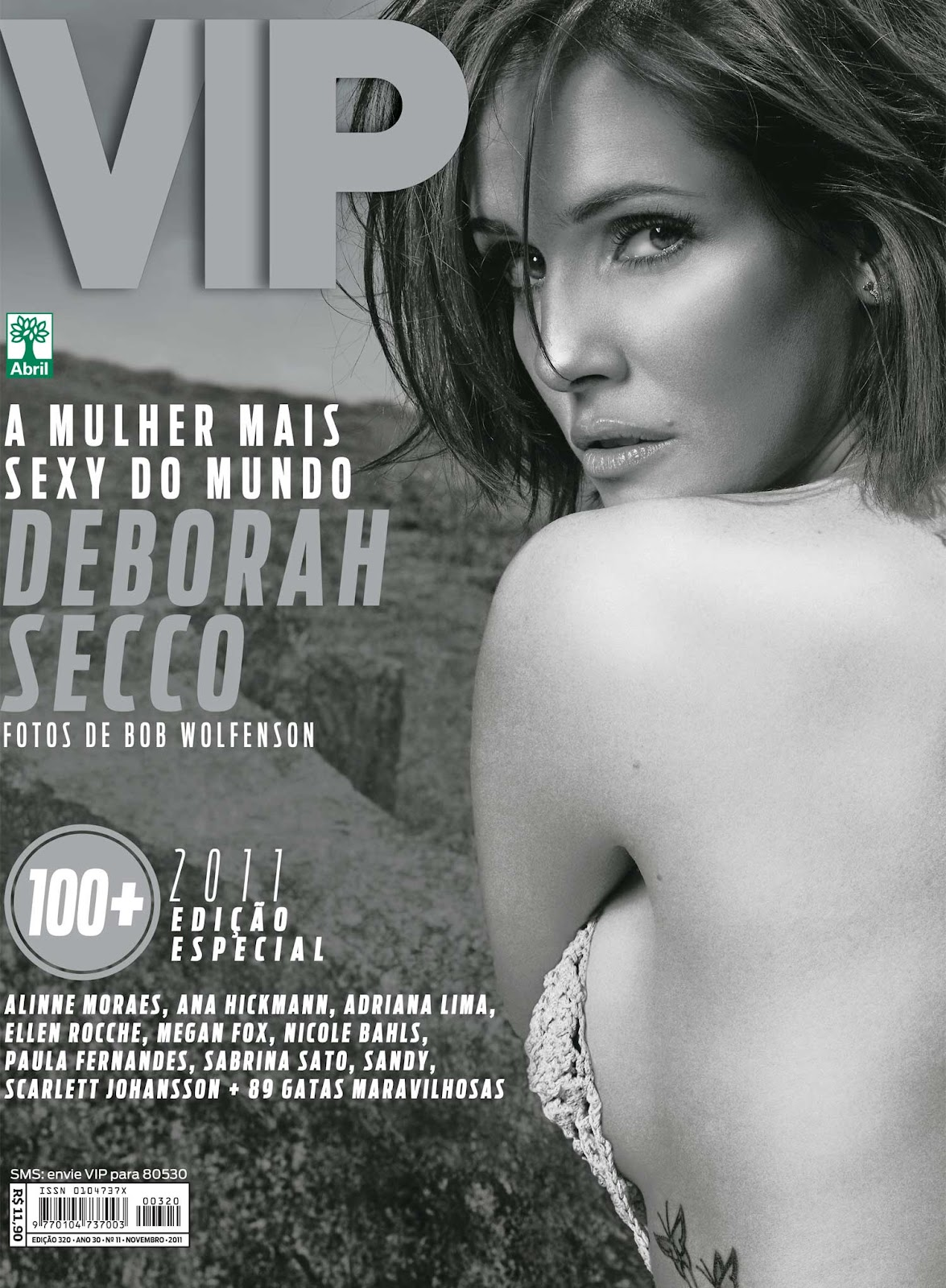 Remarkable, amusing Deborah secco hot really