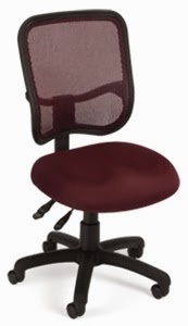 Modern Mesh Task Chair by OFM