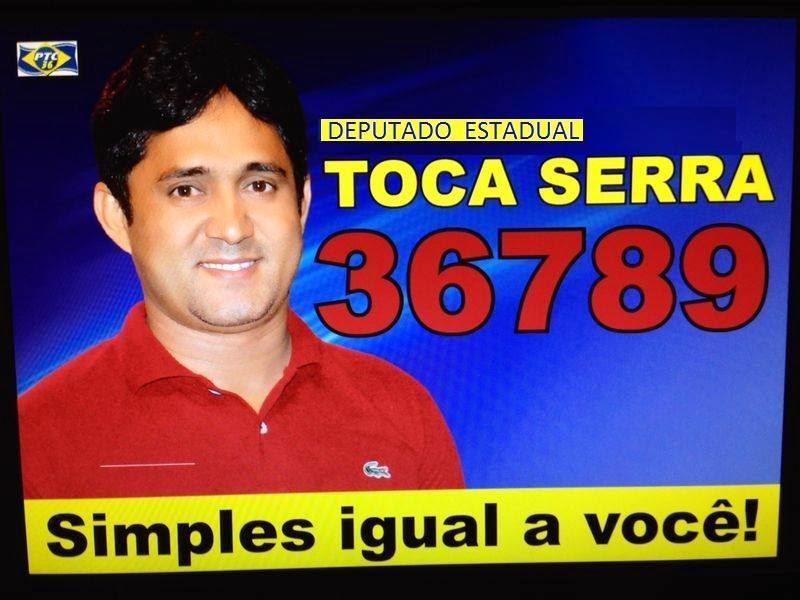 Toca Serra 36789