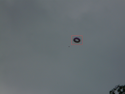 Latest UFO Sightings Black UFO Captured Flying Above England