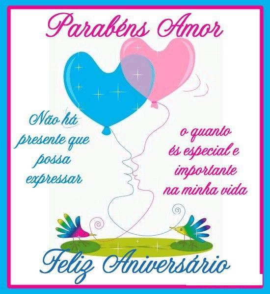 Parabéns Amor