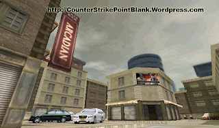 Counter Strike Map: Aim_Carrefour