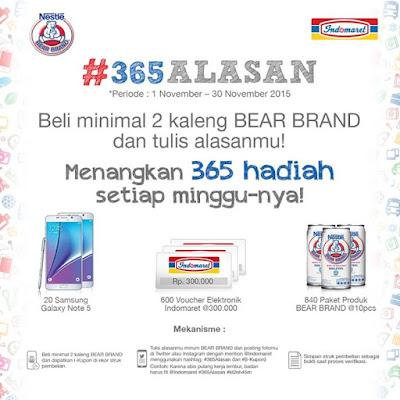 Info-Kontes-Kontes-Foto-#365Alasan-Bear-Brand