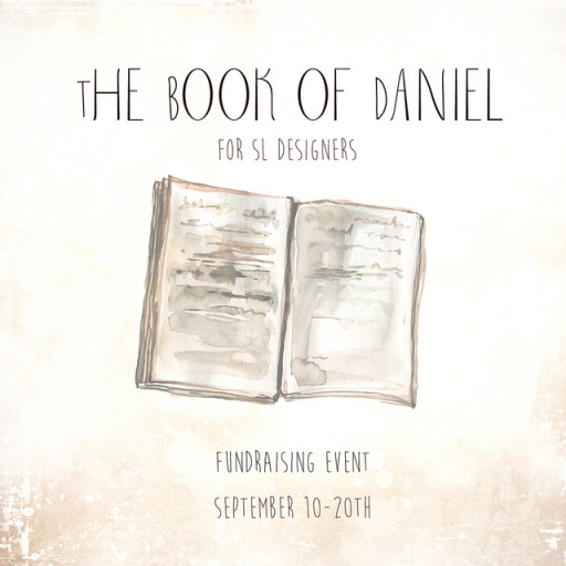 The event : The book of Daniel's fundraise