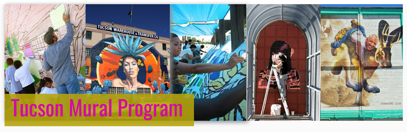 Tucson Mural Program Blog