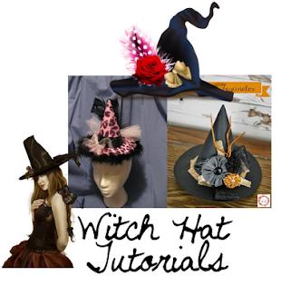 Witch Hat Tutorials