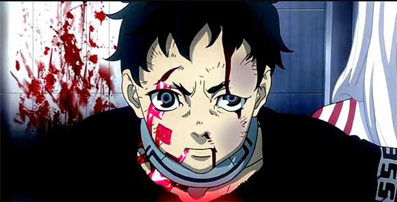 Deadman Wonderland - anime survival game