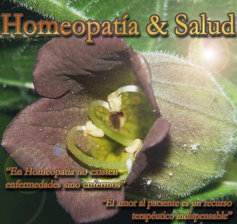 Homeopatía & Salud