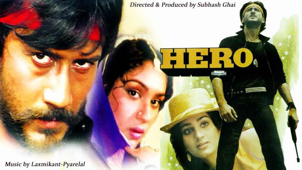 Hero 1983 Film Subhash Ghai