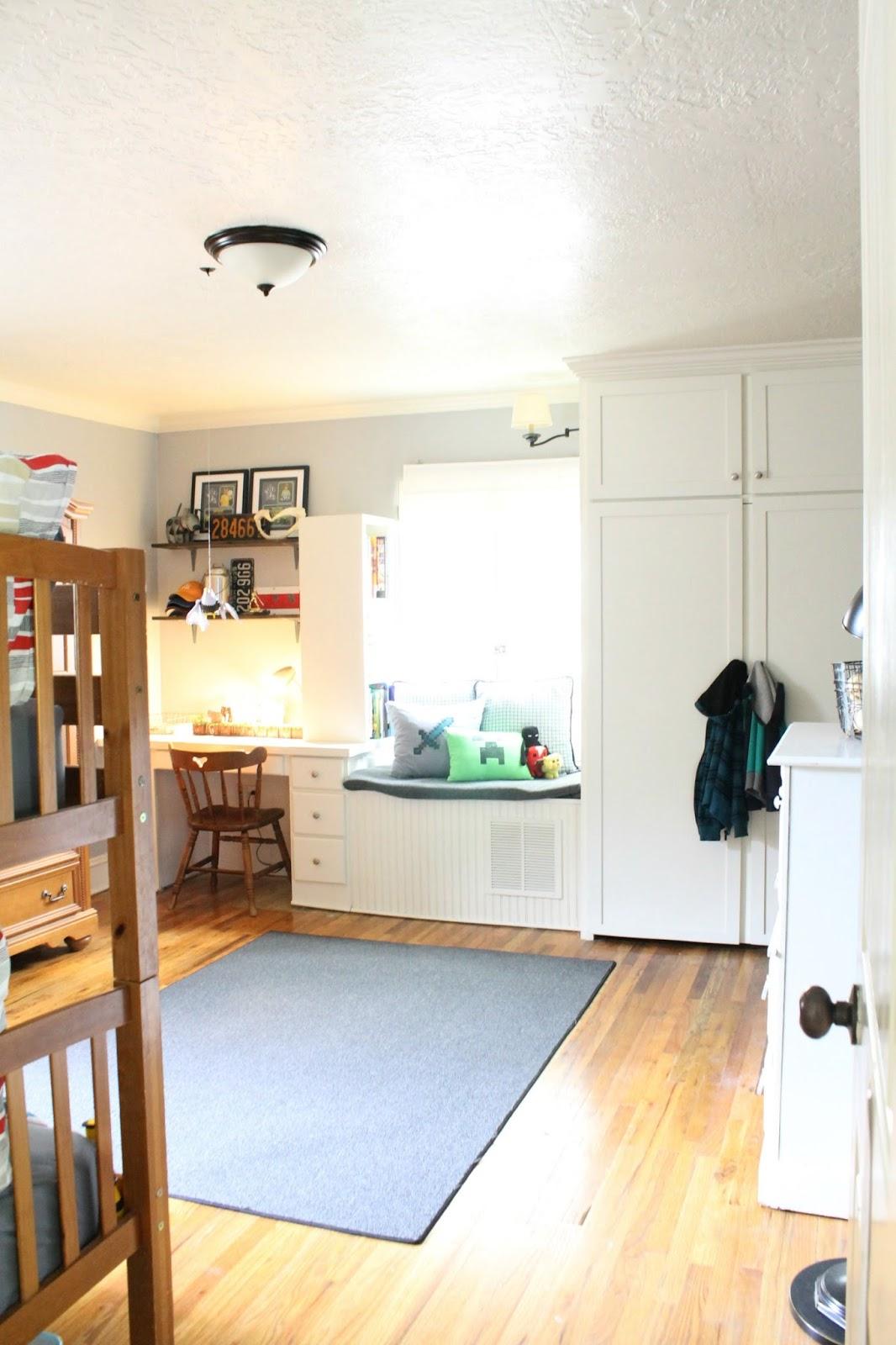 Minecraft Boys Bedroom Boys Minecraft Bedroom The Wicker House