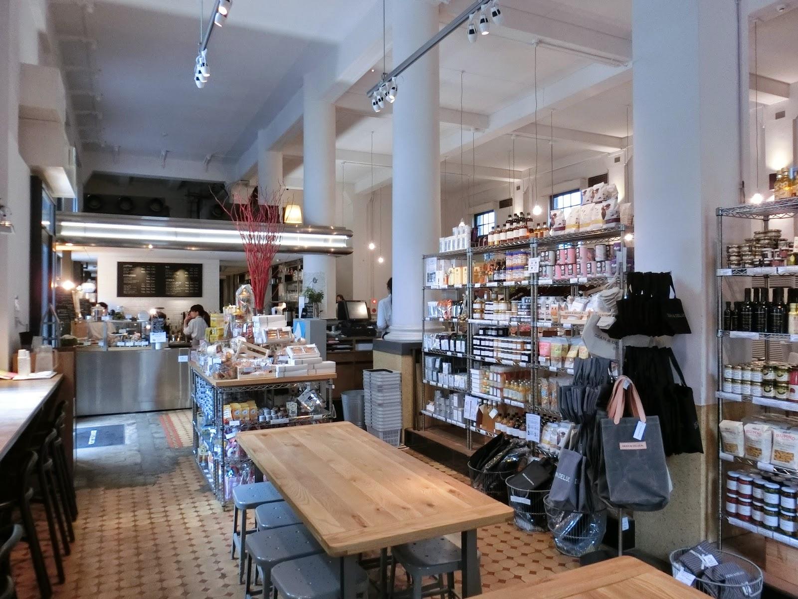 Café Dean & Deluca Kyoto Restaurant