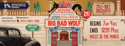Big Bad Wolf Books Kembali Lagi