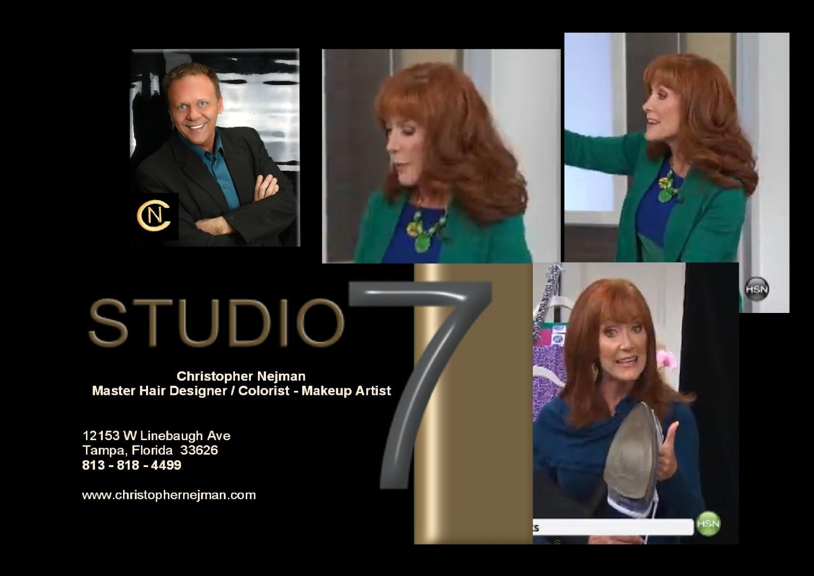 Christophernejman christopher nejman studio 7 hair salon - Christophe hair salon ...