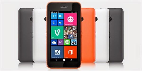 Nokia Lumia 530 (Dual Sim) Review