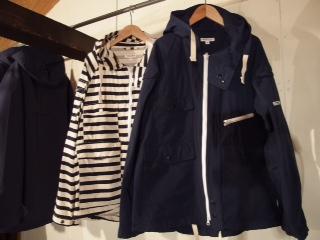 Engineered Garments Wind Paka