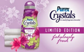 purex limited edition fabulously fresh crystals