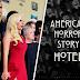 """Integrantes de 'AHS Hotel' felicitan a Lady Gaga por su nominación a los """"Golden Globes 2016"""""""
