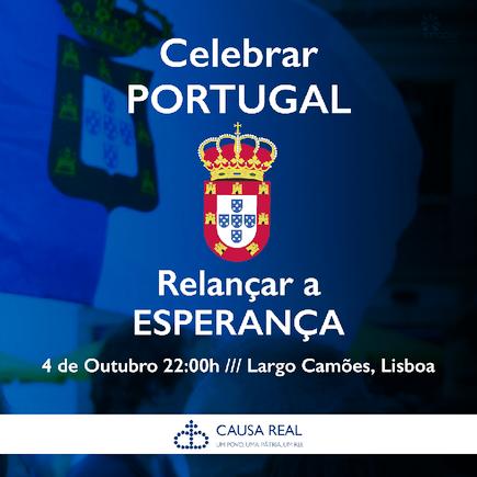 Celebrar Portugal