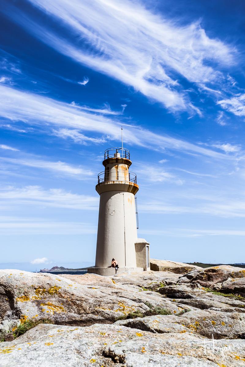 Faro de Muxía, A Coruña - 1/250seg, f/8, ISO 100, 18mm