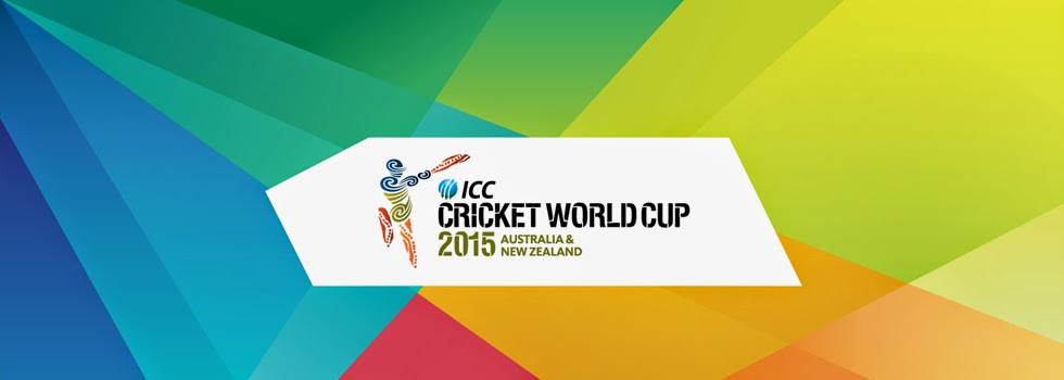 ICC World Cup 2015 Cricket Schedule