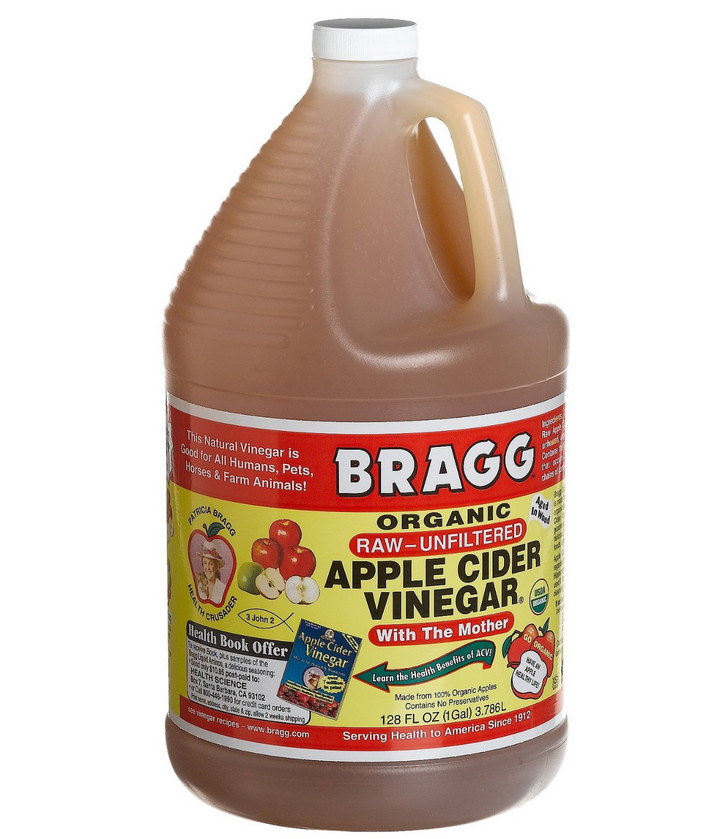 how to make apple cider vinegar for chickens