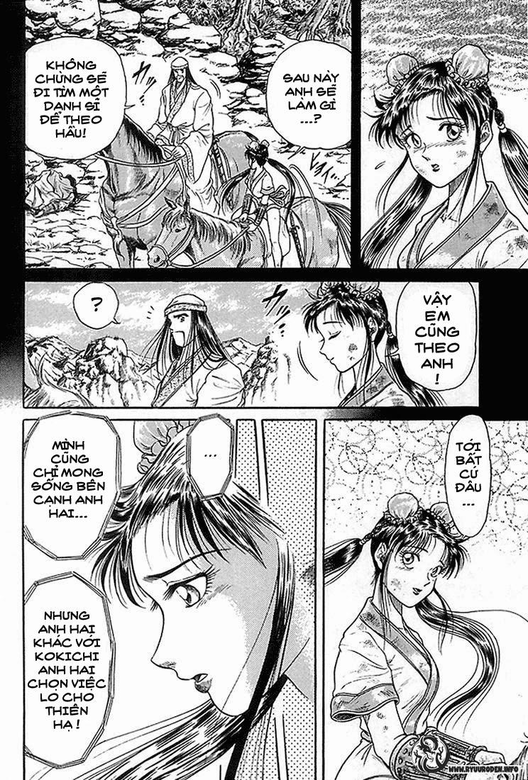 Chú Bé Rồng - Ryuuroden chap 5 - Trang 30