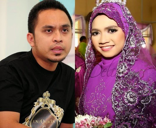 Perubahan mendadak penampilan Ina Naim bekas tunang Mawi