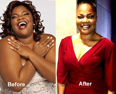 Mo'Nique Weight Loss
