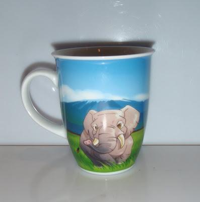 Elefántos étkészlet