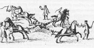 20 Metodos de Tortura (+18) Descuartizado+de+caballos