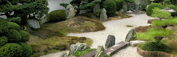 fotos jardines zen japoneses hermosos espectaculares