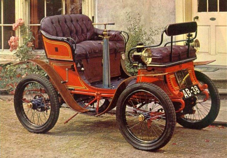 Hand Controls For Cars >> Veteran Era Cars | Nicholas L. Garvery