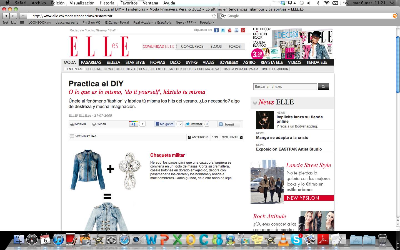 Do it yourself nueva tendencia que arrasa do it yourself new blog de moda costura y diy solutioingenieria Choice Image
