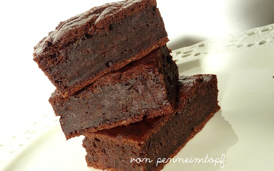 penne im topf vegane schoko bananen brownies. Black Bedroom Furniture Sets. Home Design Ideas