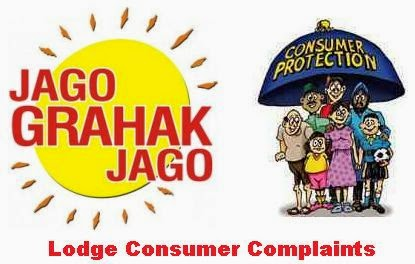 File Complaints in Consumer Court