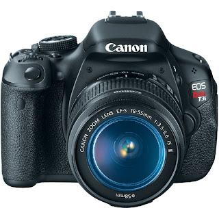 Canon EOS Rebel T3i 18 MP Digital SLR