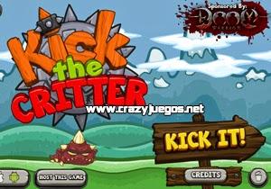 Jugar Kick The Critter